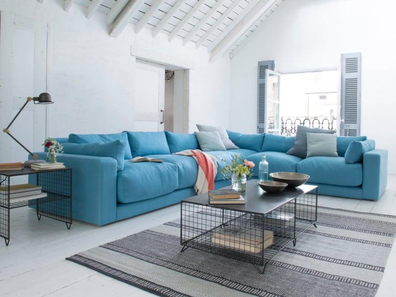 Преимущества и недостатки угловой мебели